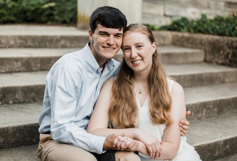 Congratulations, Emma & Nick!