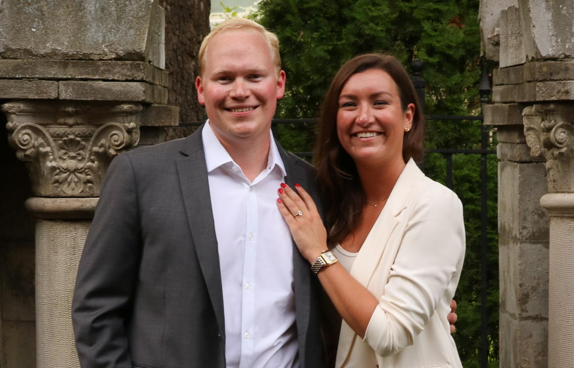 Congratulations, Kelsey & Teddy!