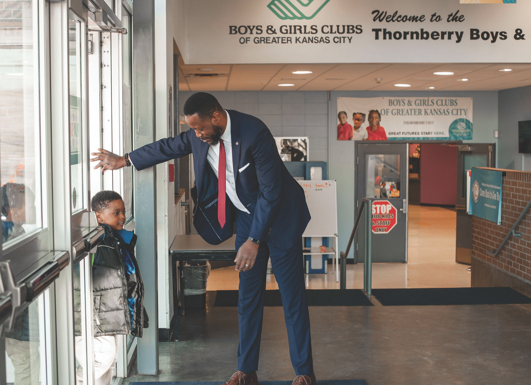 Boys & Girls Clubs of Greater Kansas City – Dr. Dred Scott