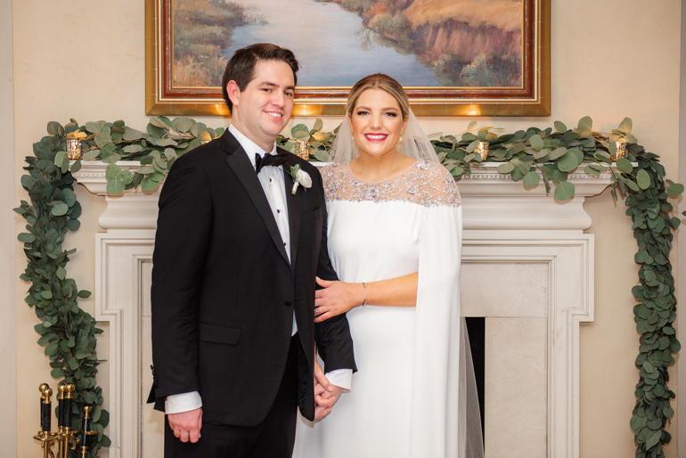 Congratulations, Elizabeth & Tyler!