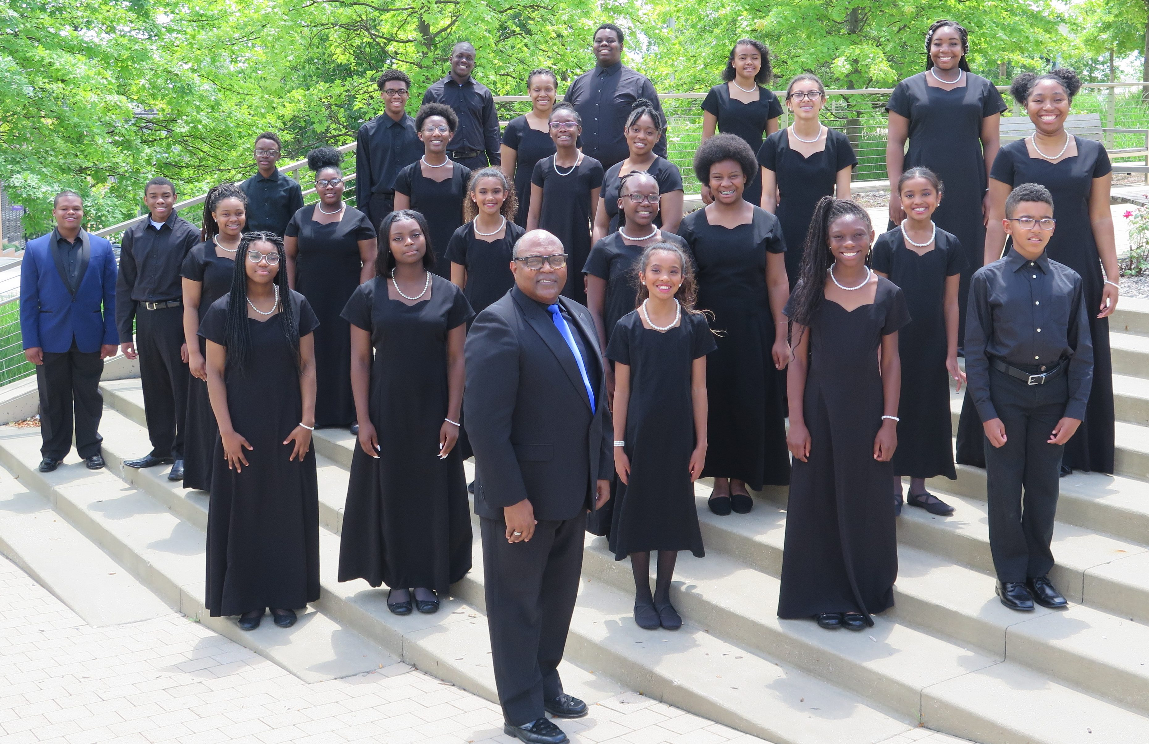 SING, DANCE, REJOICE: Choir with ambitious goals celebrates 25 years of success