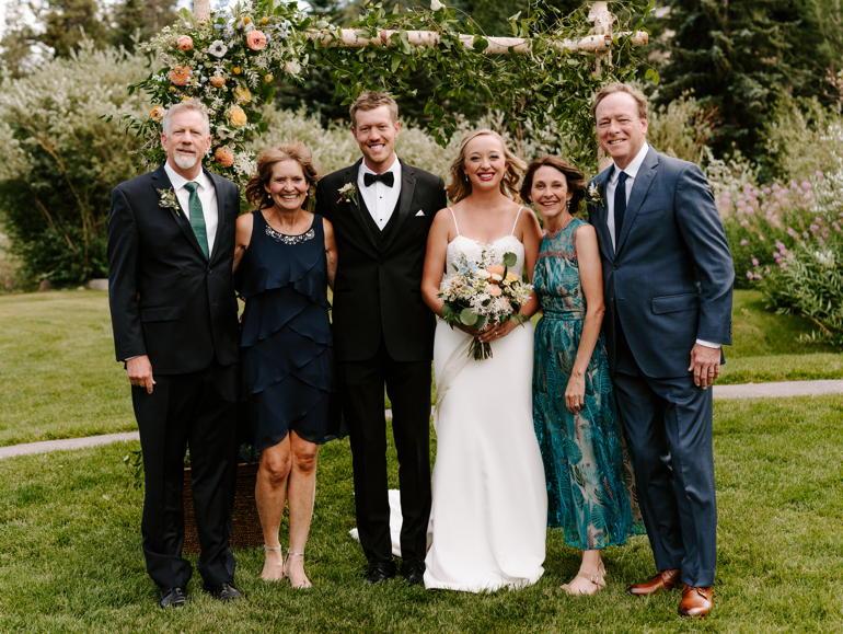 Congratulations, Emily & Eric!