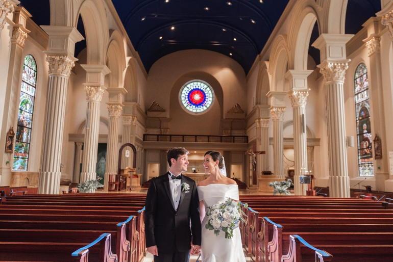 Congratulations, Madeline & Sam!