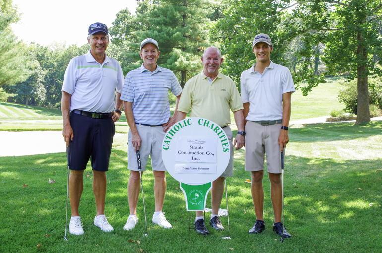 39th Annual Ben & Betty Zarda Family Golf Classic