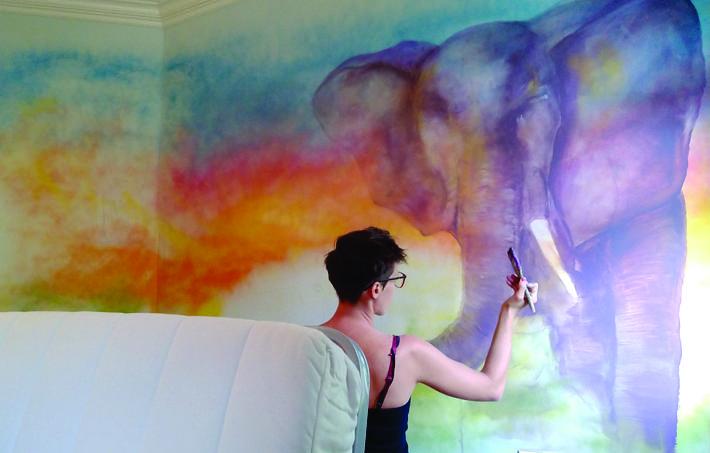 Art Scene – Cara Spencer