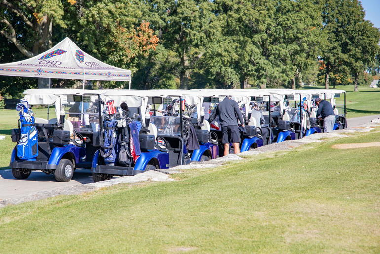 Children's Mercy – Nick & Jake's Fore the Kids Golf Tournament