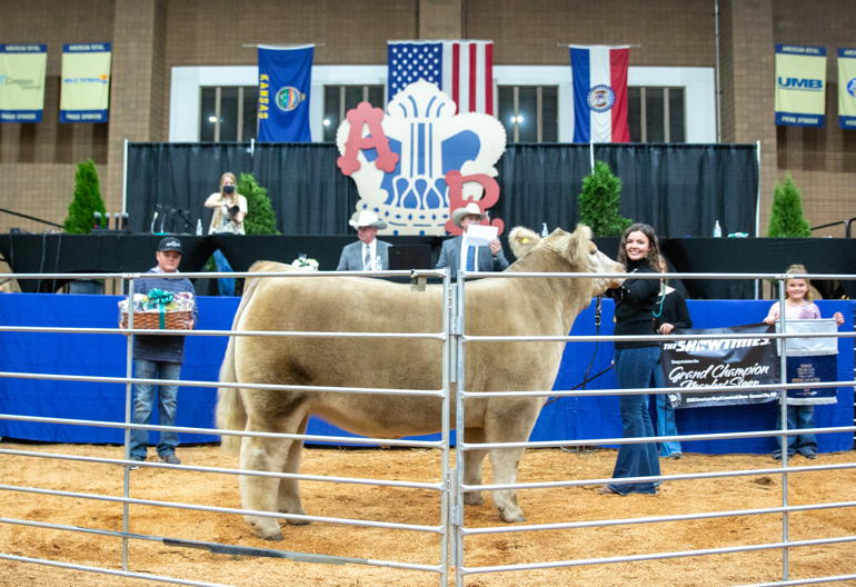 The American Royal – 2020 Junior Premium Livestock Auction