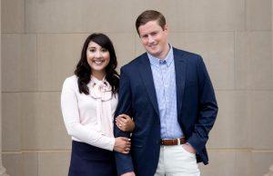 Congratulations, Amy & Joseph!