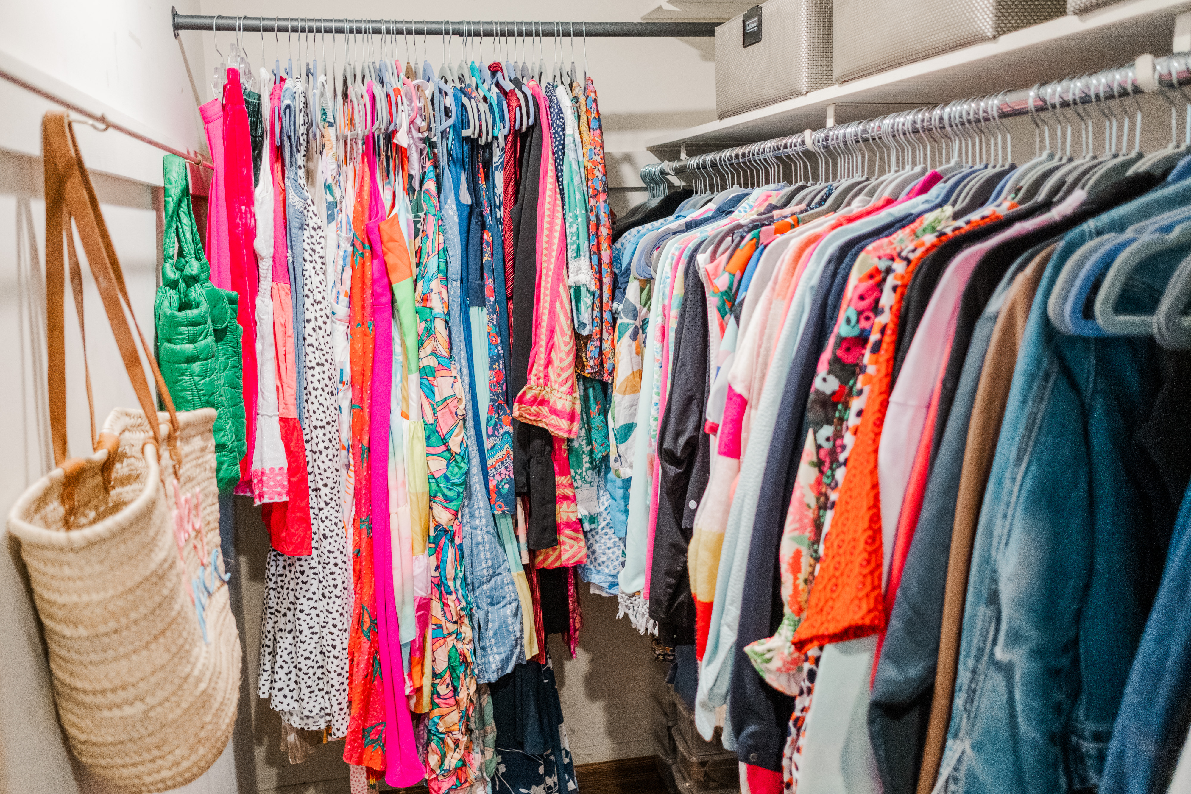 Homegrown – Spring Clean: Closet Edit and Audit