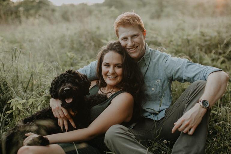 Congratulations, Laura & Adam!