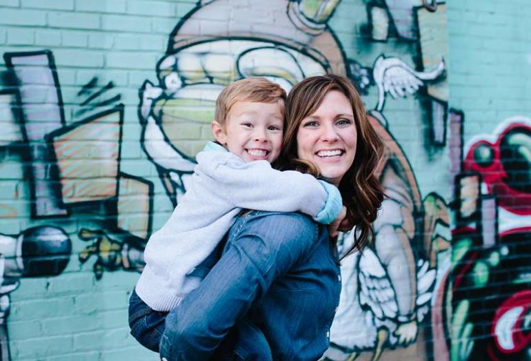Folds of Honor Kansas City – Colleen and Everett Katzenberger
