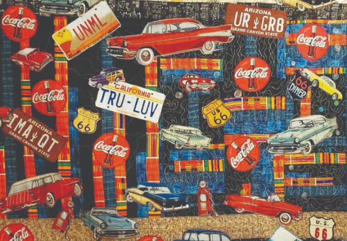 Art Scene – Sara Sonié Joi Thompson-Ruffin
