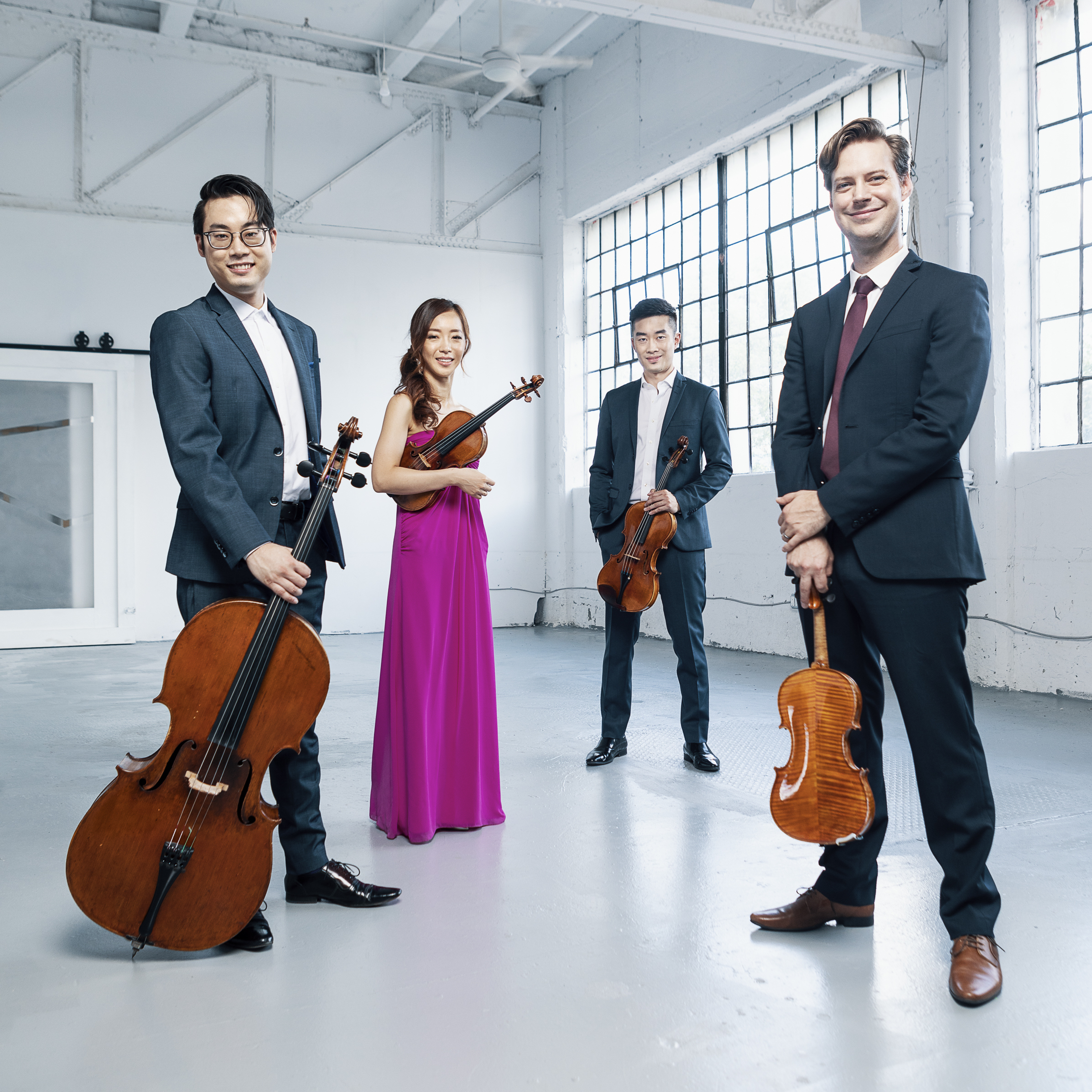 HIGH-STRUNG: As it celebrates 20 years, local chamber music organization gains momentum