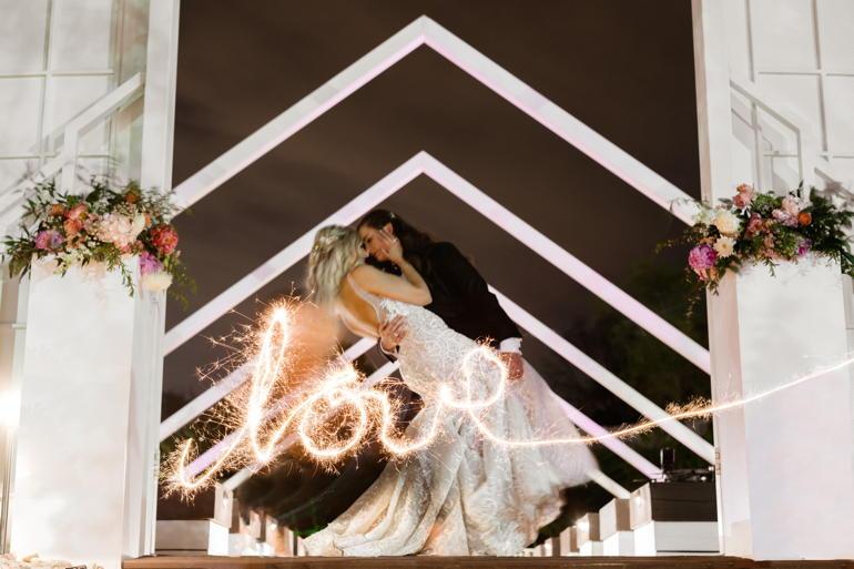 Congratulations, Ashley & Danielle!