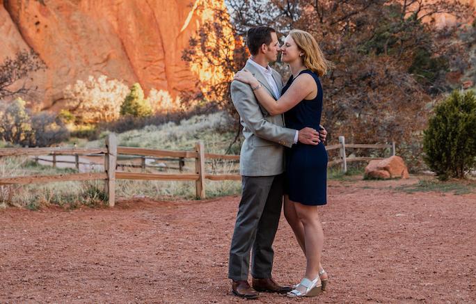 Congratulations, Elizabeth & Ted!