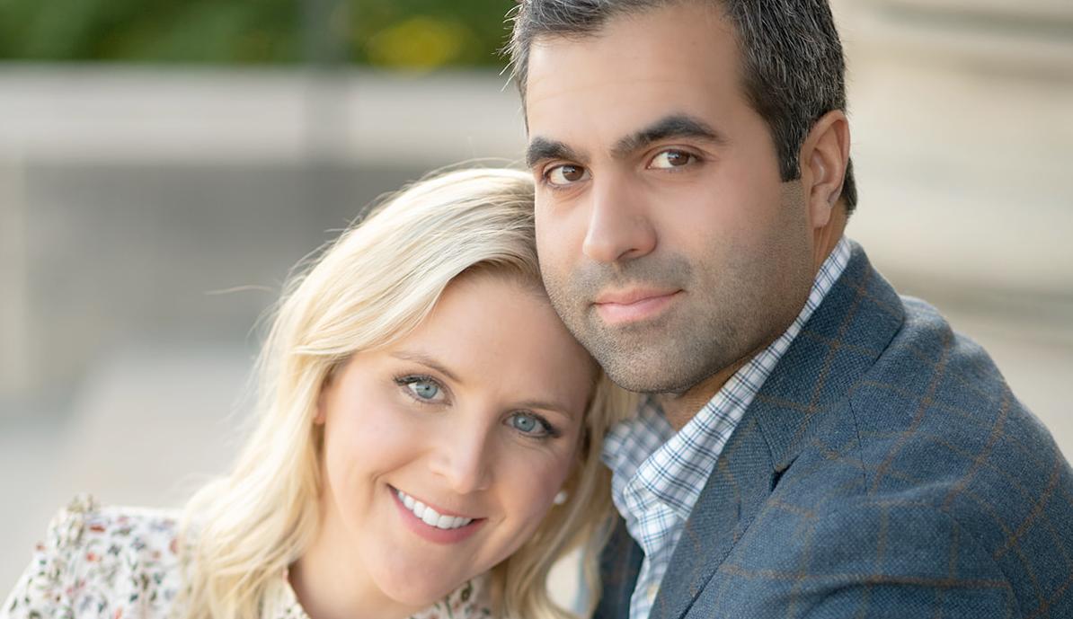 Congratulations, Caroline & Spencer!