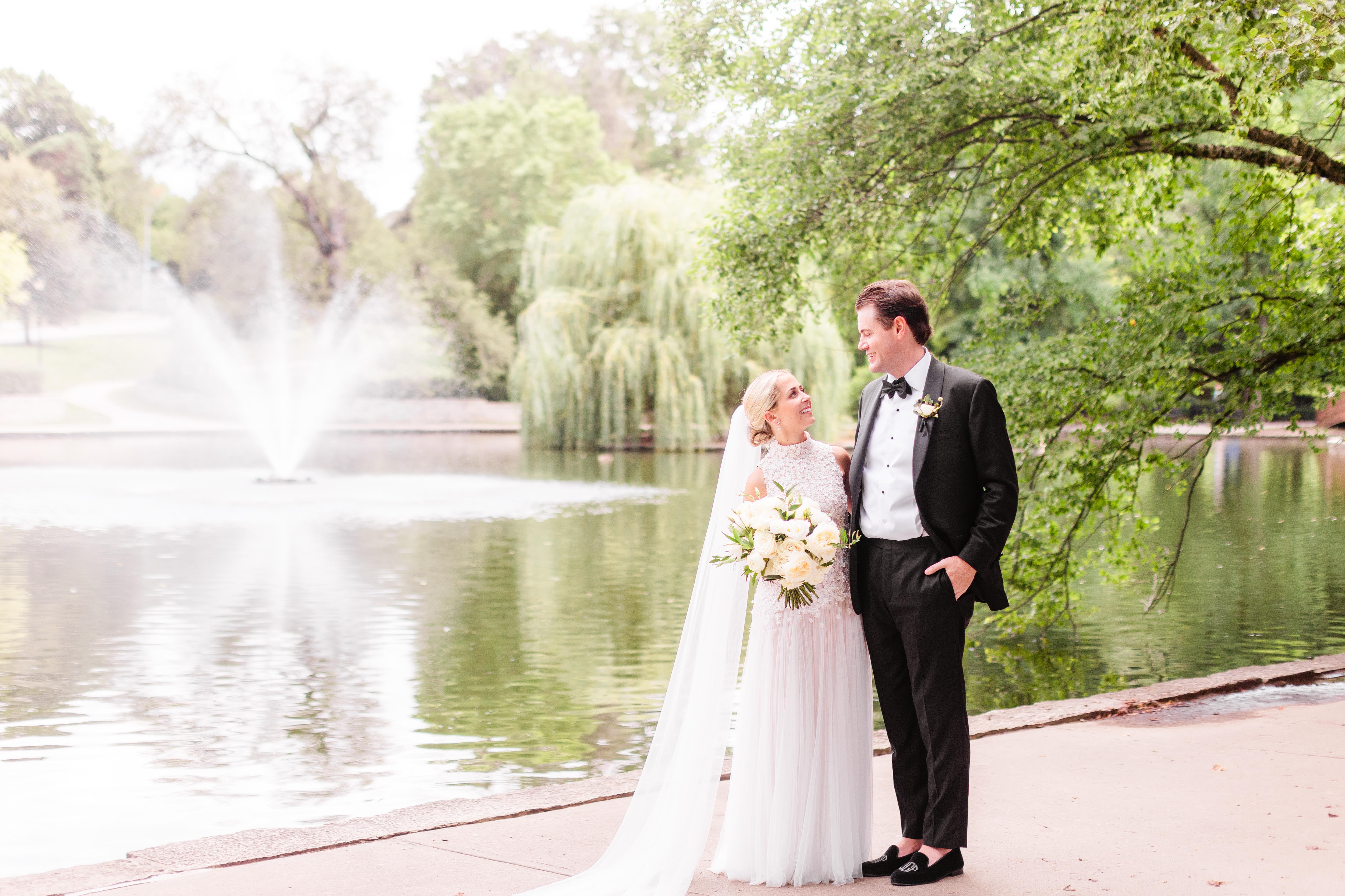 Congratulations, Abby & James!