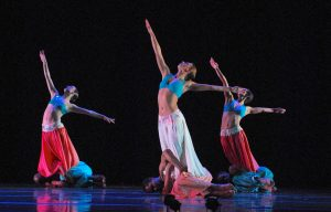DANCING INTO A NEW ERA: Local company marks 30 years of the best contemporary American choreography