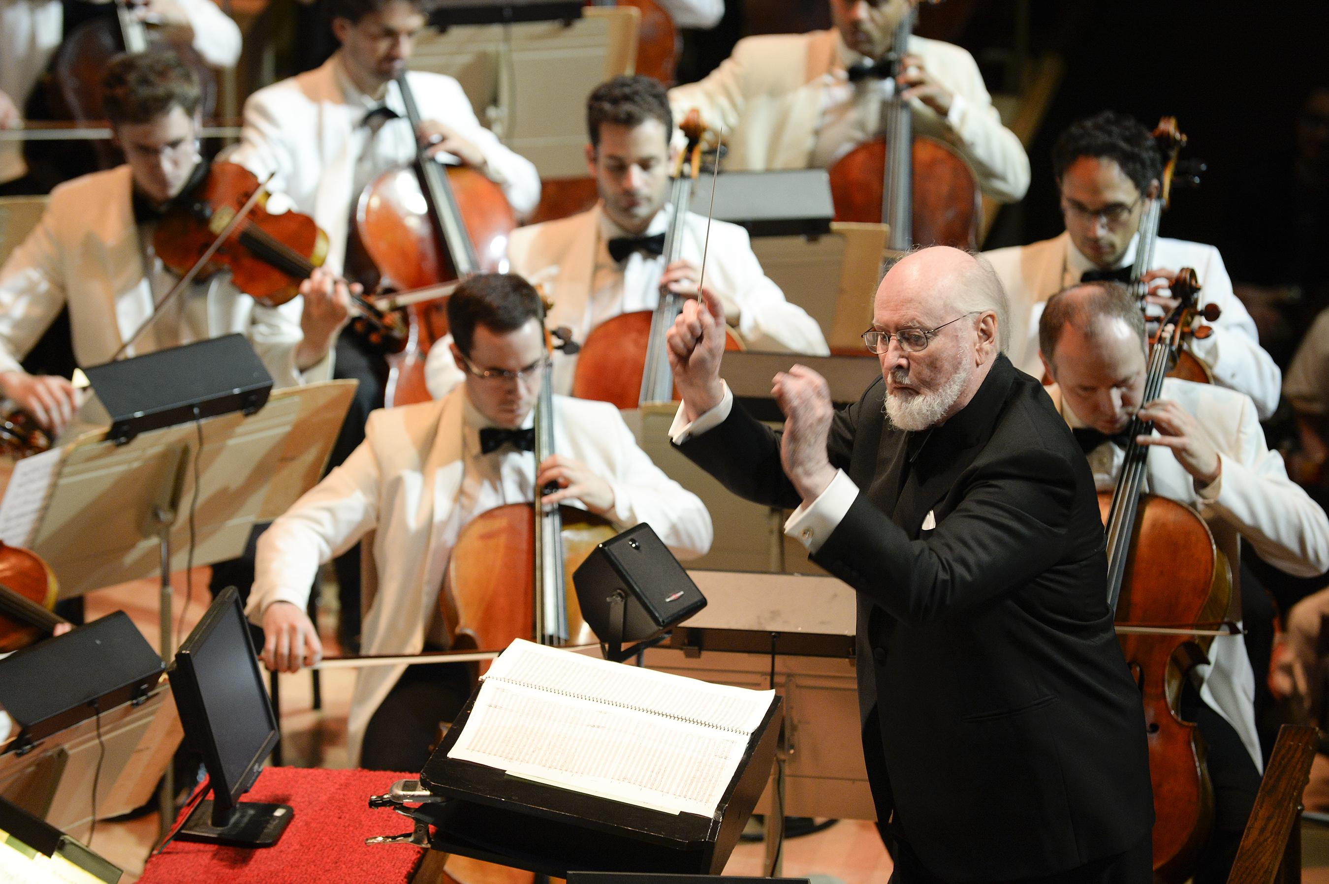 A NEW HOPE: Kansas City Symphony celebrates the composer who redefined film music