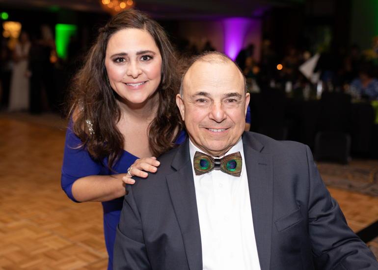 The Leukemia & Lymphoma Society & The Opes Charitable Foundation – 3rd Annual Green Tie Gala