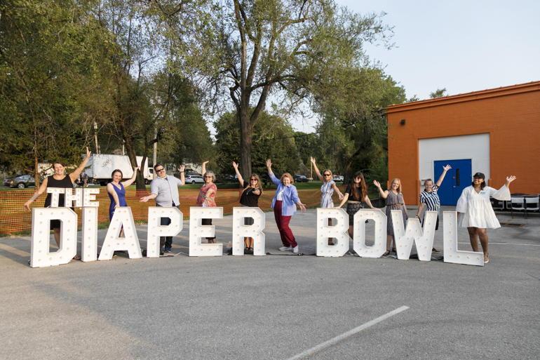 HappyBottoms – 2021 Diaper Bowl